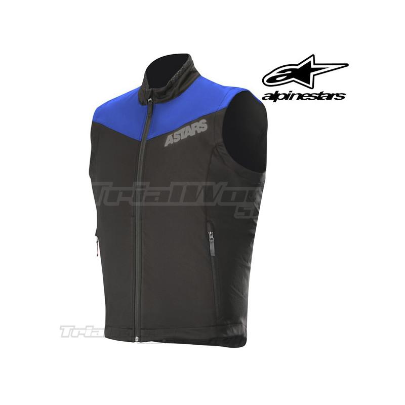 Chaleco Alpinestars Session Race Vest azul