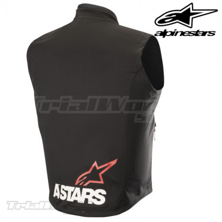 Vest Alpinestars Session Race Black