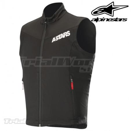 Chaleco Alpinestars Session Race Vest Black