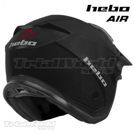 Helmet Hebo Zone 5 AIR Black