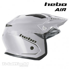 Helmet Hebo Zone 5 AIR White