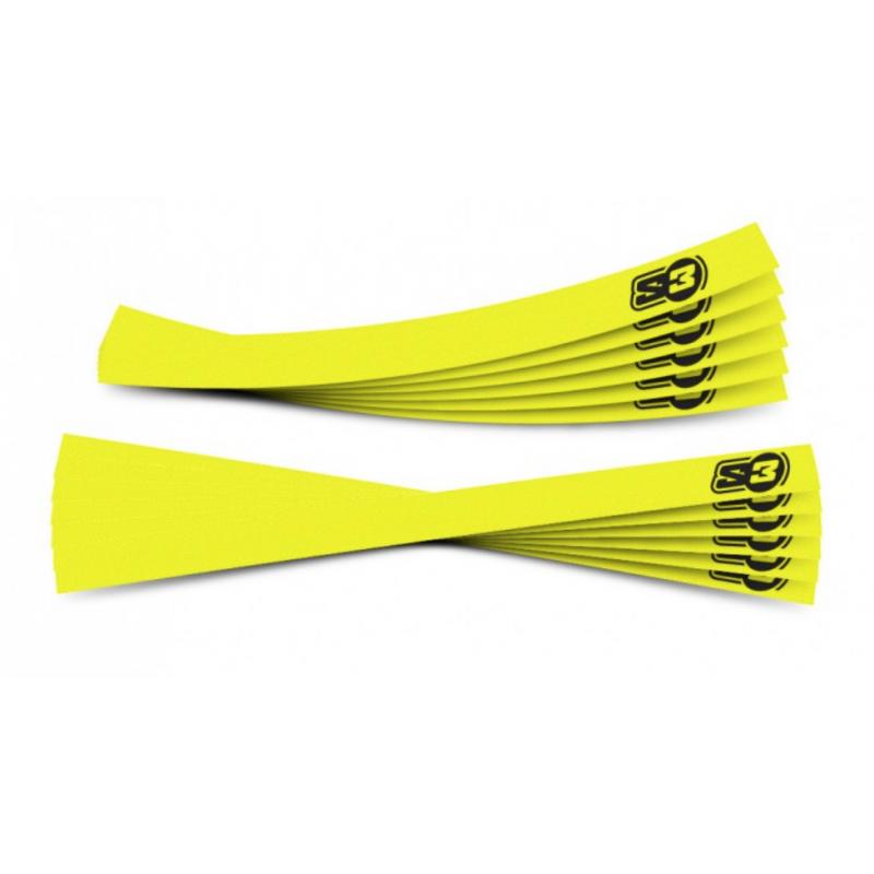 Kit de adhesivos llantas S3 amarillo