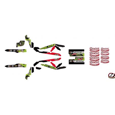Kit de adhesivos de protección Vertigo Vertical R2 2020