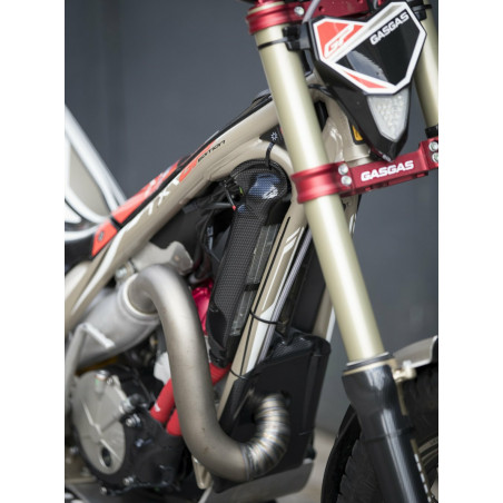 Radiator cover for Gas Gas Pro from 2014