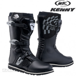Botas Kenny Racing Trial Air negras