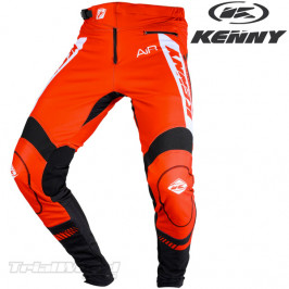 Pantalon Kenny Racing Trial Air rojo