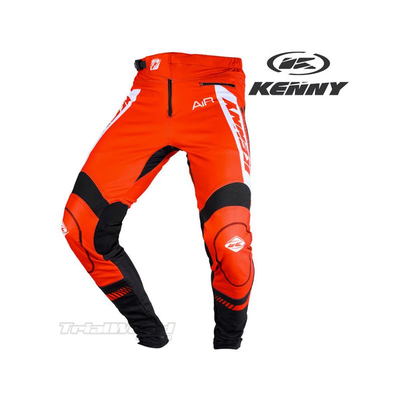 Kenny Racing Trial Air Pants red