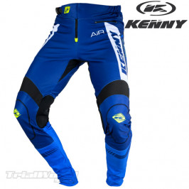 Pantalon Kenny Racing Trial Air azul