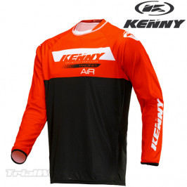 Camiseta Kenny Racing Trial Air rojo