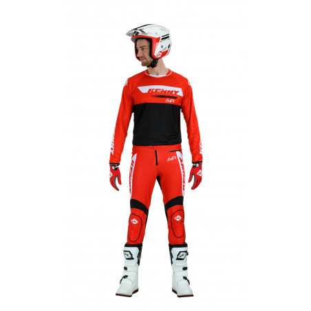 Camiseta Kenny Racing Trial Air rojo