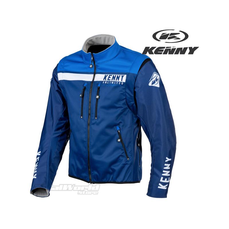 Chaqueta Kenny Racing azul