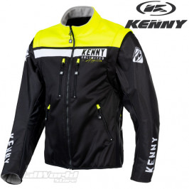 Kenny Racing Jacket yellow