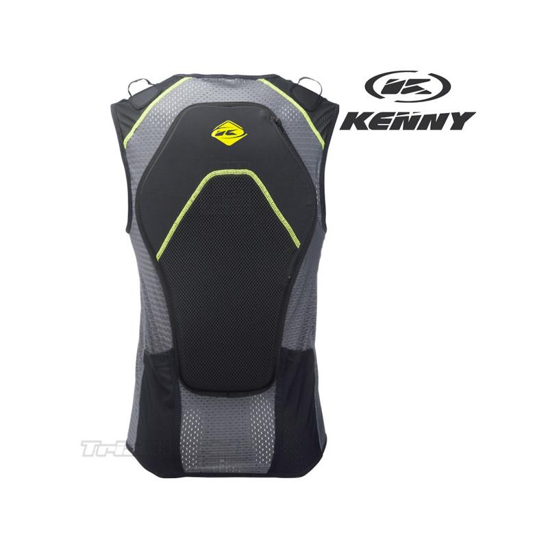 Chaleco Kenny Racing espaldera para Trial