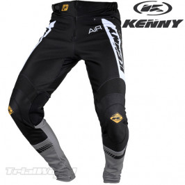 Pantalon Kenny Racing Trial Air negro