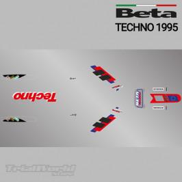 Kit adhesivos Beta Techno...
