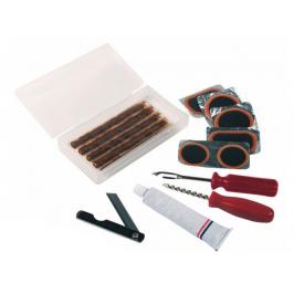 Kit de reparación de pinchazos para neumáticos tubeless