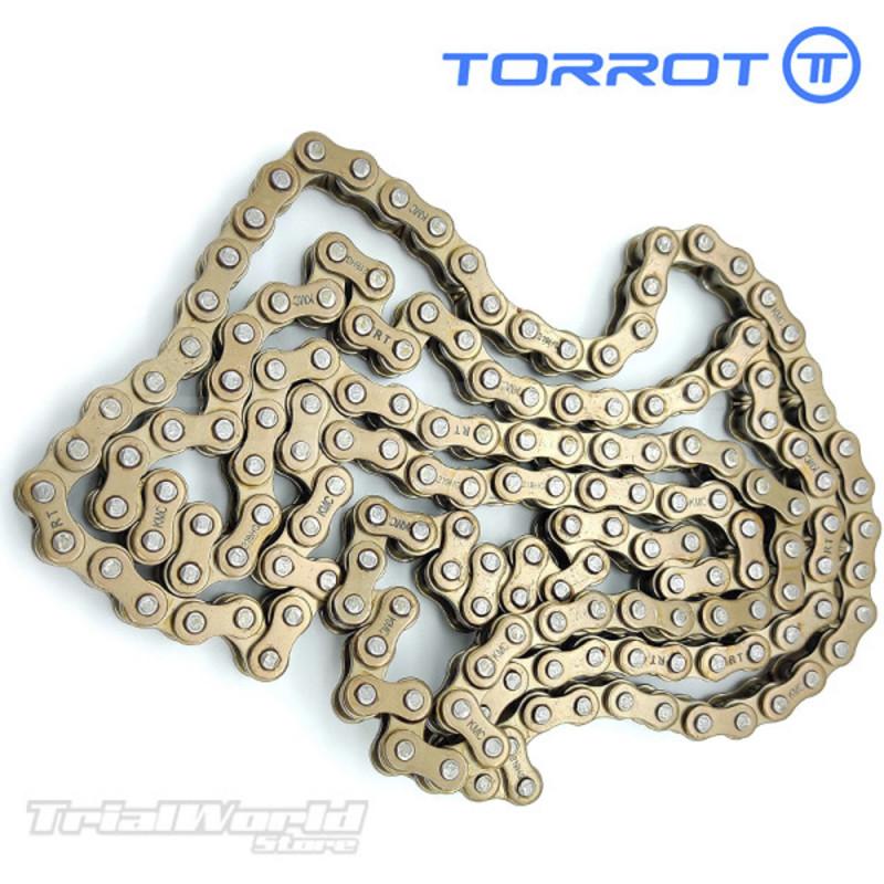 Cadena original Torrot T12 166 links