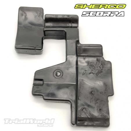 Goma placa motor Sherco y Scorpa