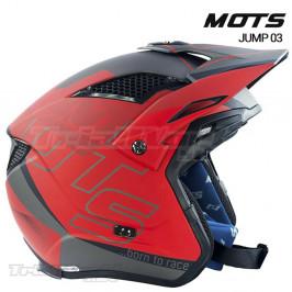 Helmet MOTS Jump UP03 RED