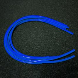 Silicone Blue Petrol hoses