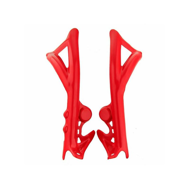 Frame protectors red GASGAS TXT Trial