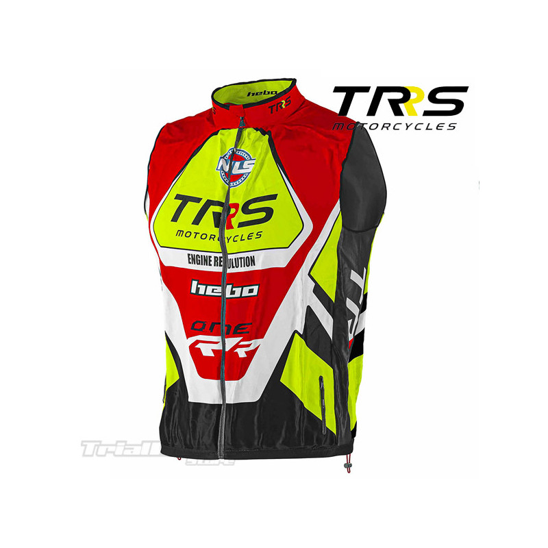 Chaleco Trial TRRS 2021 Oficial Team