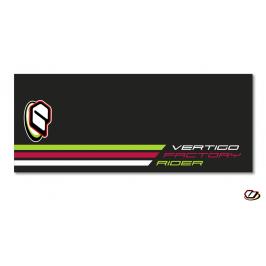 Alfombra taller equipo oficial Vertigo