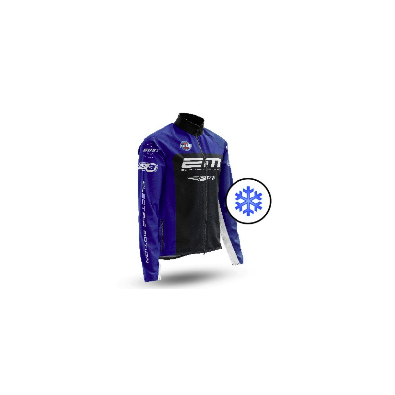 Oficial S3 Electric Motion jacket