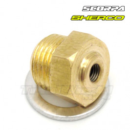 Radiator pressure valve Sherco and Scorpa Trial