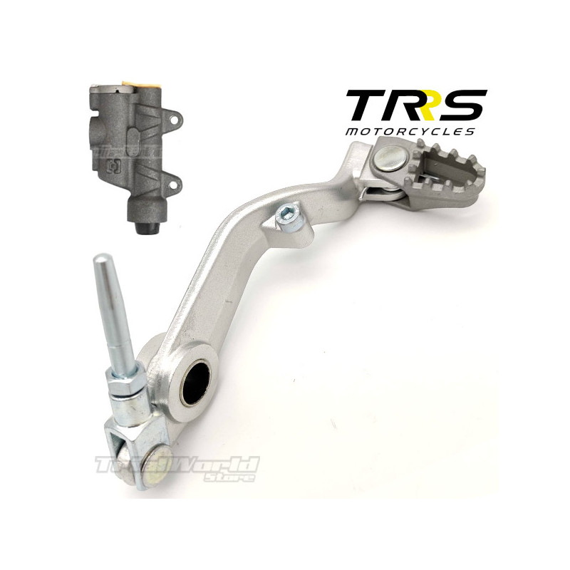 Rear brake pedal for TRRS Gold and RR...