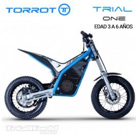 Torrot Kids trial ONE moto eléctrica infantil