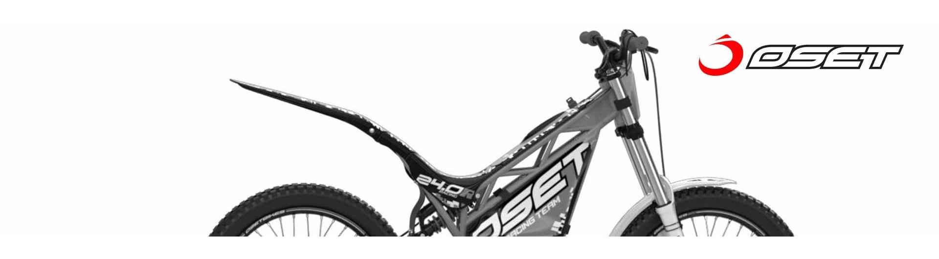 Oset Bikes eléctricas de trial | Trialworld Store - Tienda de Trial