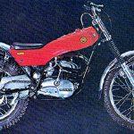 Montesa Cota 247 1974