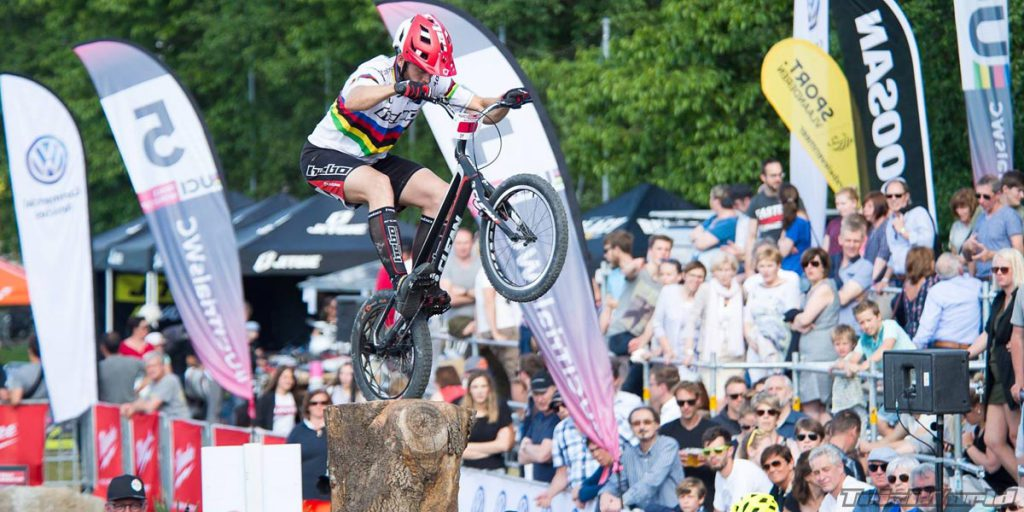 Abel Mustieles UCI Clean Trials K1 20