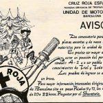 bultaco alpina cruz roja barcelona