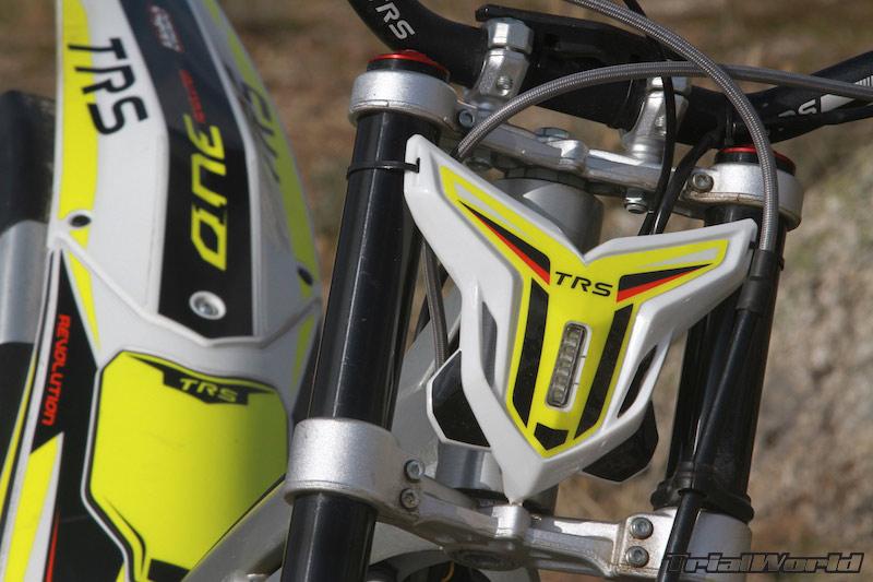 trs one modelo 2017