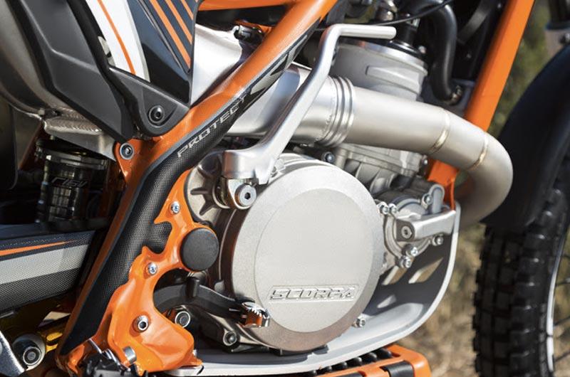 scorpa trial 2017 motor