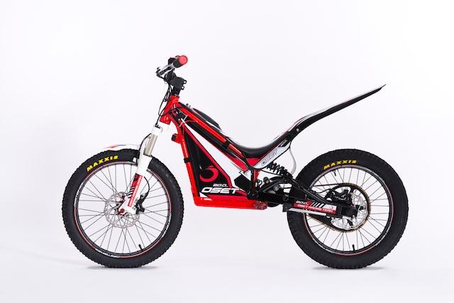 Oset Bikes 20.0 lite 2016