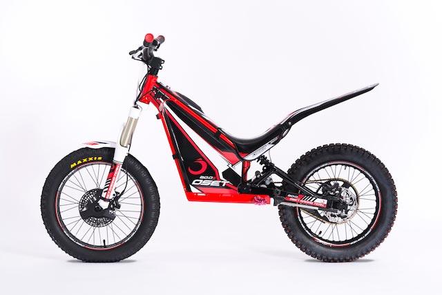 Oset Bikes 20.0 R 2016