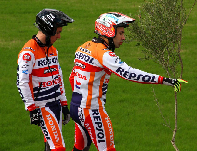 Toni Bou Campeonato España Trial 2016