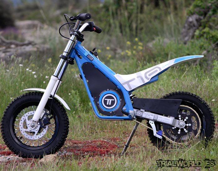 Torrot T10 trial infantil electrica