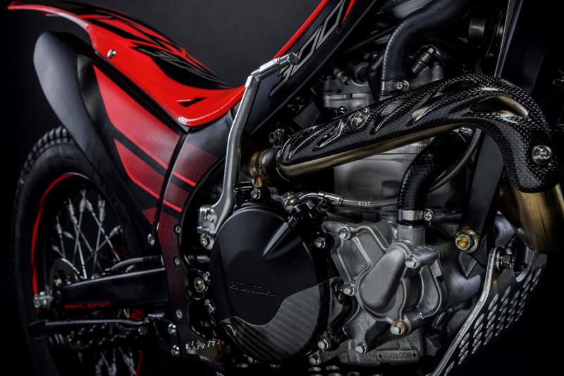 motor montesa cota 300rr 2017