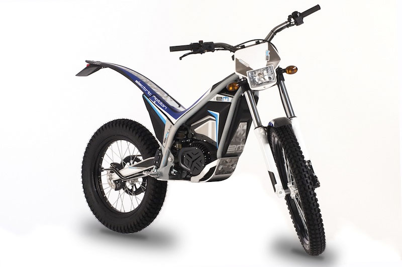 electric motion lite trial electrico
