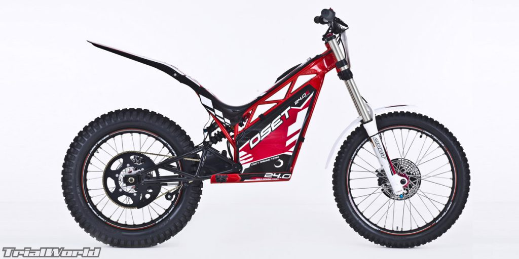 oset bikes 24.0r jr electrica