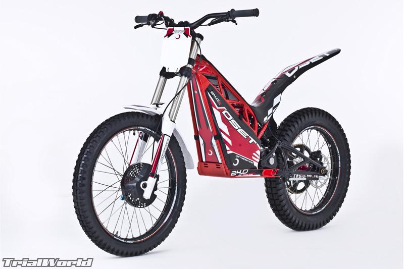 oset bikes 24 jr electrica