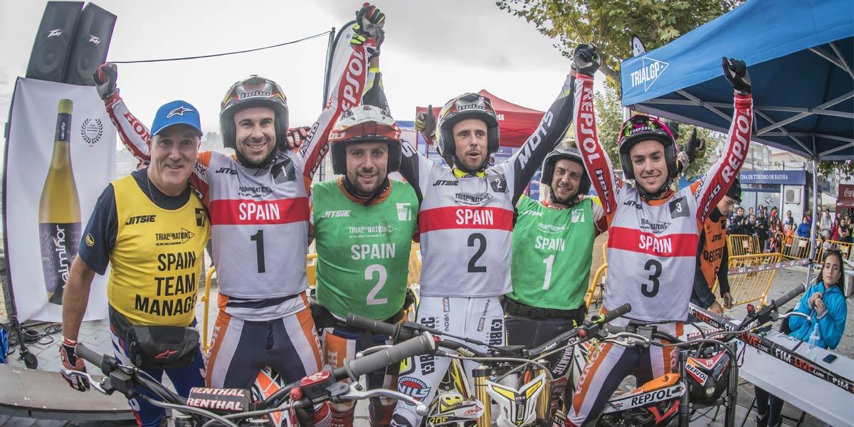 trial naciones 2017 españa
