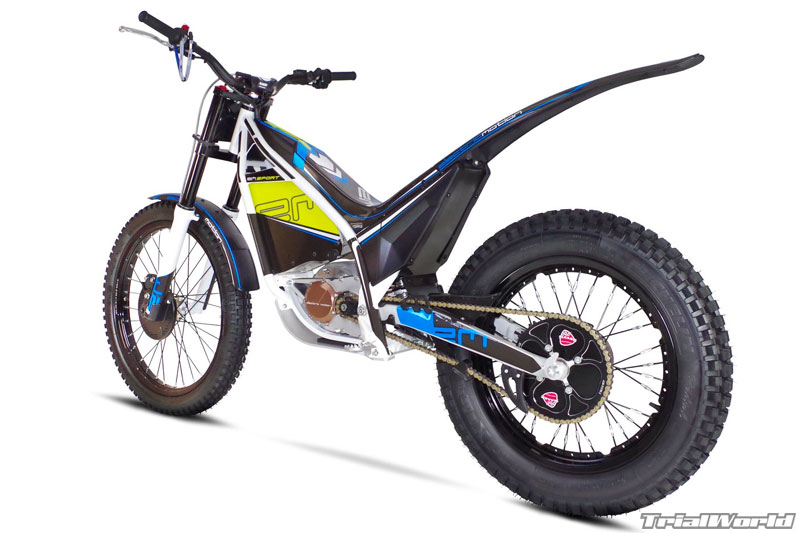 Electric Motion Sport 2019 electrica trial