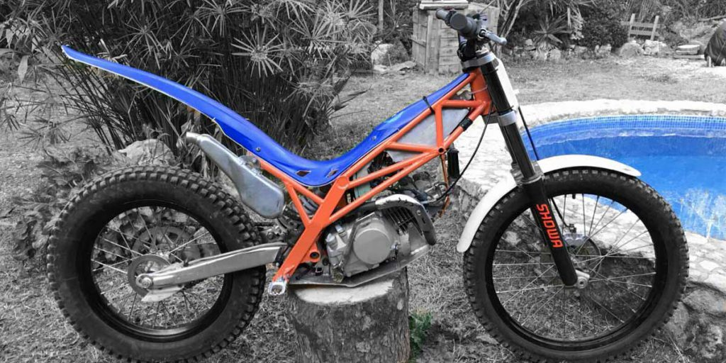 fantom motorcycles trial
