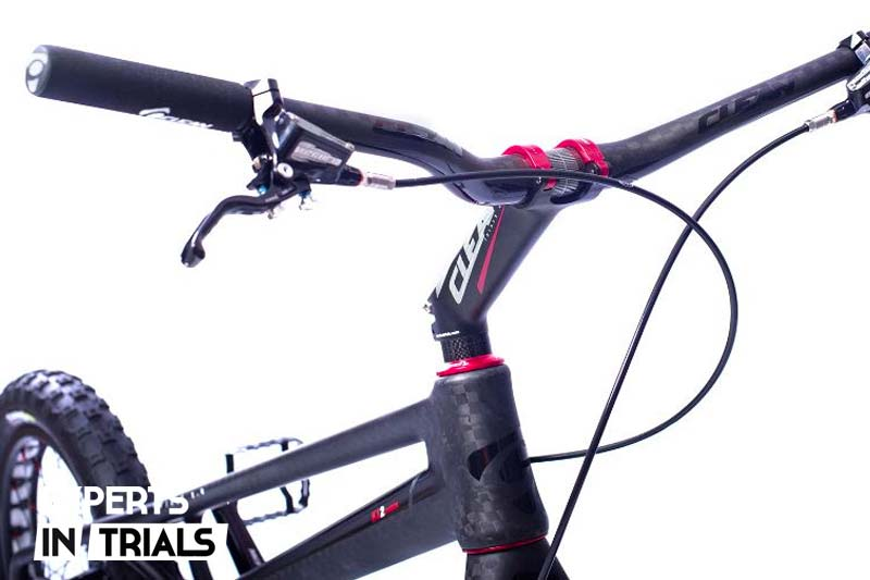 Clean Trials K1.2 carbono