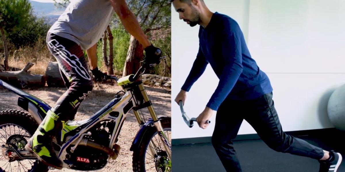 Cuatro movimientos básicos del Trial que puedes mejorar hoy